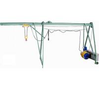 Кран строительный Умелец г/п до 500 кг
